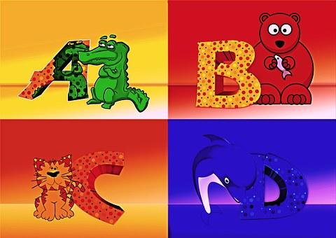 Comment faire retenir l'alphabet à votre enfant?