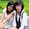 Femmes asiatiques